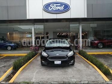 Ford Focus SE TM 5 PTAS usado (2016) color Negro precio $175,000