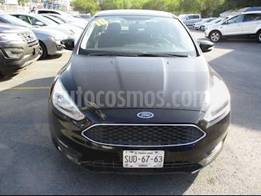 Ford Focus SE Aut usado (2016) color Negro precio $215,000