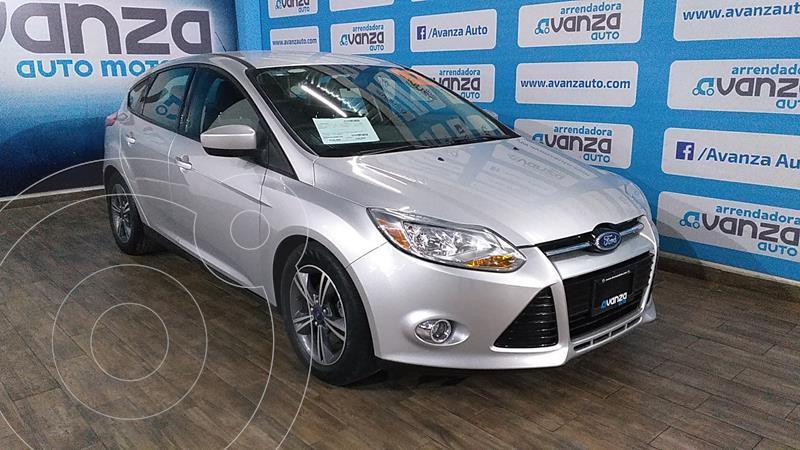 Ford Focus Sport Aut usado (2012) color Plata Dorado precio $135,000