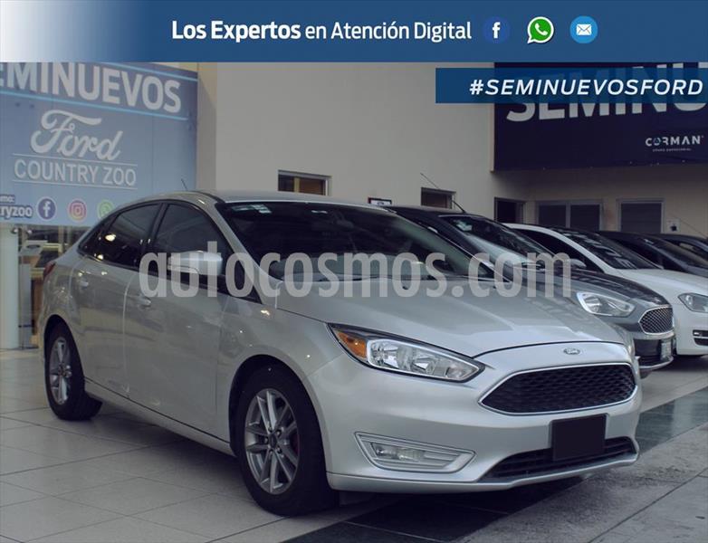Ford Focus SE usado (2016) color Plata precio $235,000