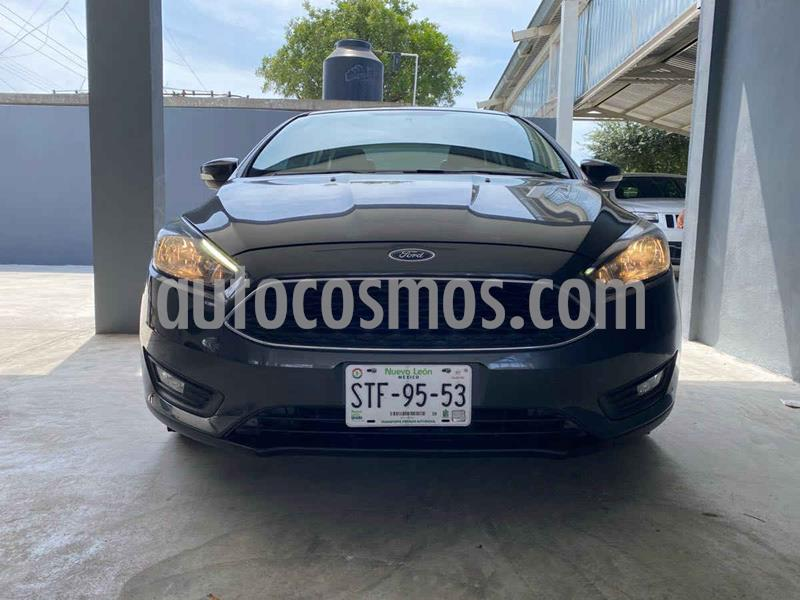 Ford Focus SE Aut usado (2015) color Gris precio $160,000