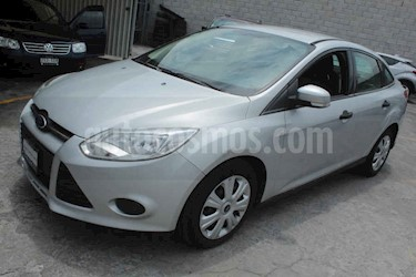 Ford Focus Ambiente Aut usado (2014) color Plata precio $132,000