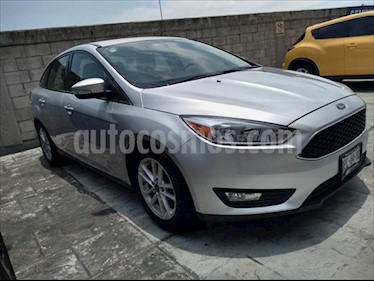 Ford Focus SE Aut usado (2016) color Plata precio $265,000