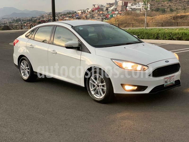 Ford Focus SE usado (2015) color Blanco precio $189,000