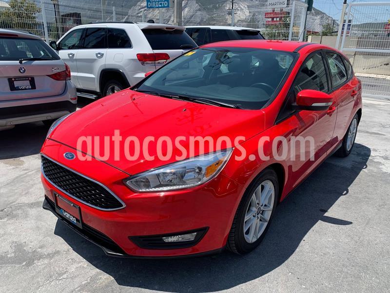 Ford Focus SE usado (2016) color Rojo precio $215,000
