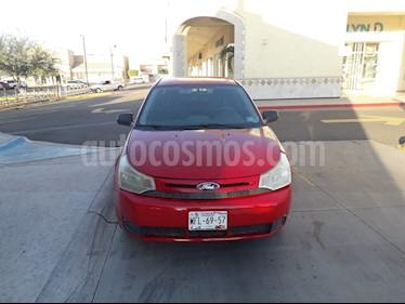 Ford Focus SE usado (2008) color Rojo precio $68,000