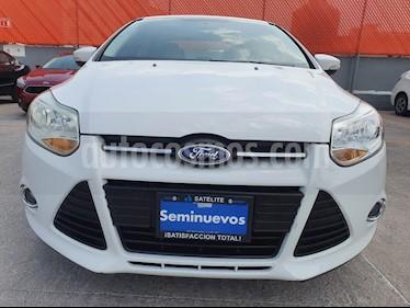 Ford Focus SE Plus Aut usado (2013) color Blanco Oxford precio $129,000