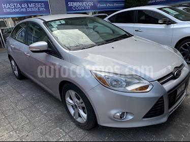 Ford Focus NA SE 4 PTAS AT usado (2014) color Plata precio $179,000
