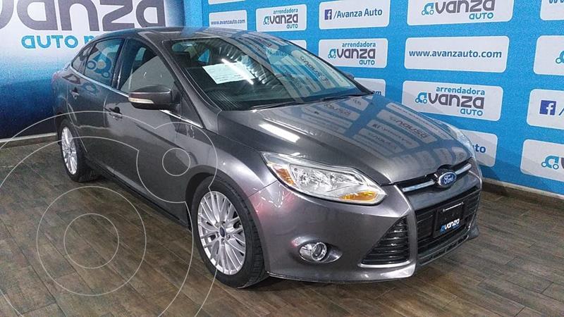Ford Focus SEL Aut usado (2012) color Gris Oscuro precio $135,000