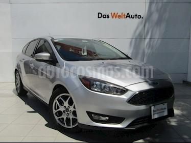 Ford Focus SE Luxury Aut usado (2016) color Plata Estelar precio $189,000