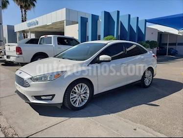 Ford Focus Titanium Aut usado (2016) color Blanco precio $205,000