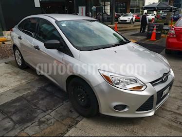Foto Ford Focus S Aut usado (2013) color Plata Estelar precio $128,000
