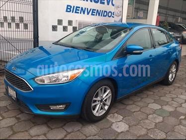 Ford Focus SE Aut usado (2016) color Azul Claro precio $215,000