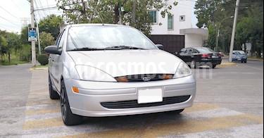 Ford Focus LX  usado (2002) color Plata precio $43,000