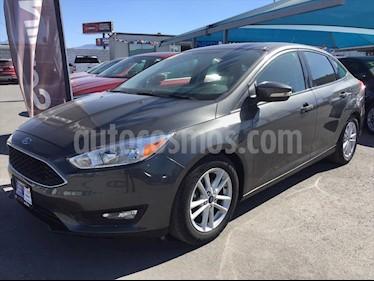Ford Focus SE Aut usado (2016) color Gris Oscuro precio $198,000