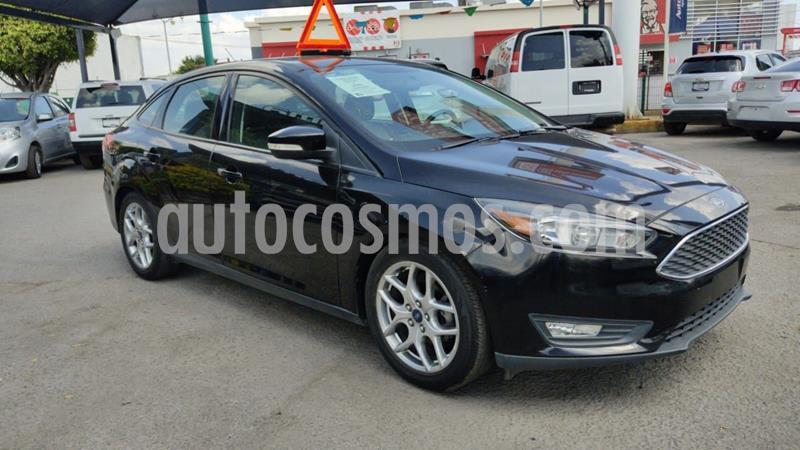 foto Ford Focus SE usado (2016) color Negro precio $223,000