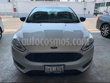 Ford Focus 4P S L4 2.0 AUT usado (2015) color Blanco precio $139,000