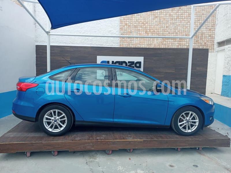 Ford Focus SE Aut usado (2015) color Azul Claro precio $154,900