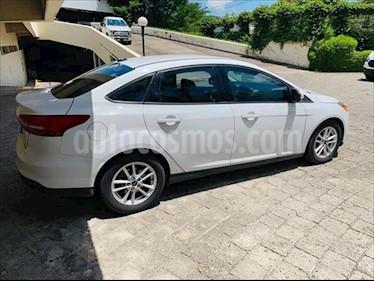Ford Focus SE Aut usado (2016) color Blanco precio $229,000