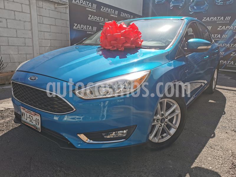 Foto Ford Focus SE usado (2016) color Azul precio $167,000