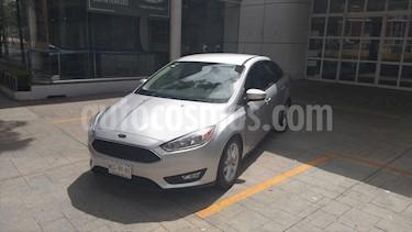 Ford Focus SE usado (2015) color Plata precio $155,000