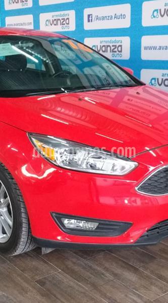 Foto Ford Focus SE usado (2016) color Rojo precio $215,000