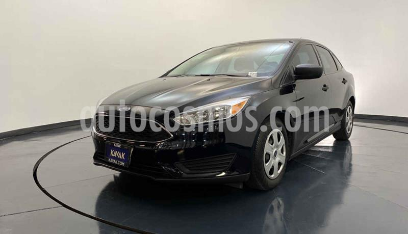 Ford Focus S Aut usado (2016) color Negro precio $184,999