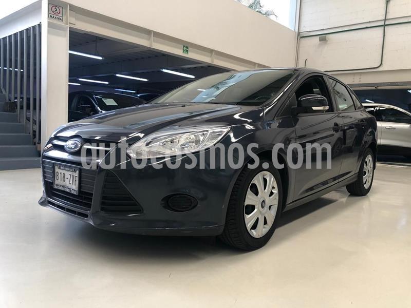 Ford Focus Ambiente Aut usado (2014) color Azul Oscuro precio $154,100