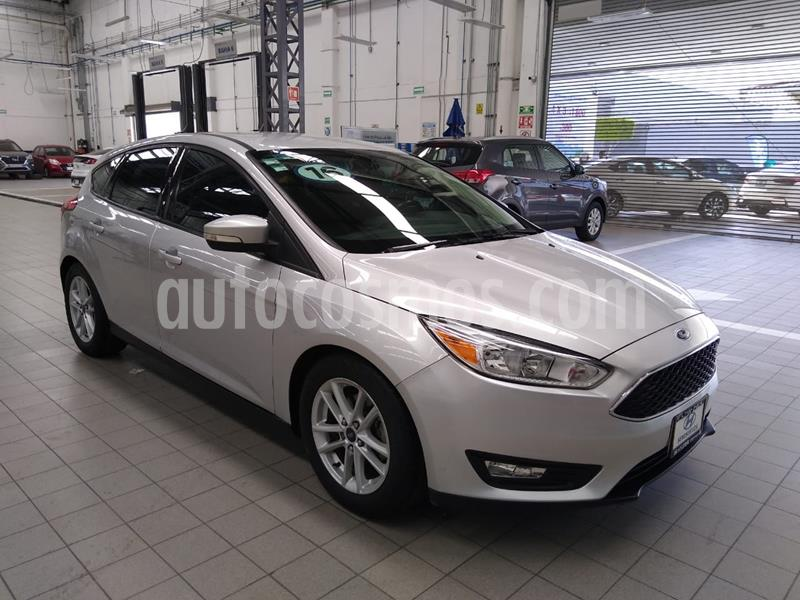 Ford Focus SE Aut usado (2016) color Plata Dorado precio $210,000
