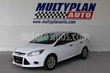 Ford Focus S Aut usado (2013) color Blanco precio $134,000