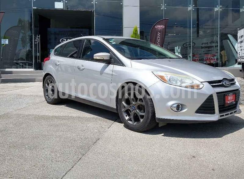 Ford Focus SE Plus Aut usado (2013) color Plata precio $119,900