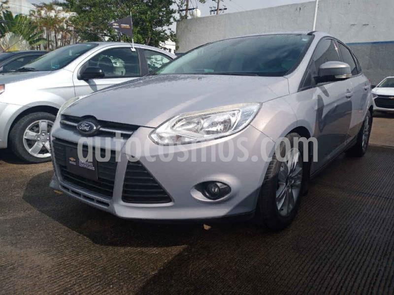 Ford Focus Trend Aut usado (2014) color Plata precio $130,000