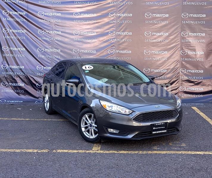 Ford Focus SE usado (2016) color Gris precio $185,000