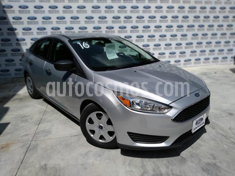 Ford Focus SE Aut usado (2016) color Gris precio $175,000