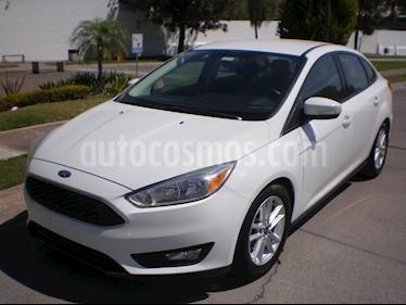 Ford Focus SE usado (2016) color Blanco Nieve precio $170,000