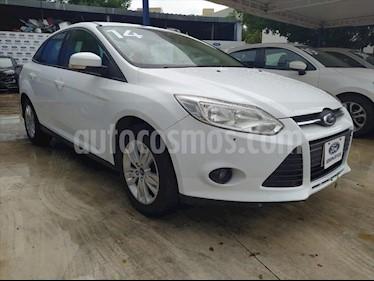 Foto Ford Focus TREND 4 PTAS TA usado (2014) color Blanco precio $135,000