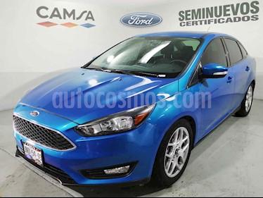 Ford Focus SE Luxury  usado (2016) color Azul precio $219,900