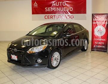 Foto Ford Focus SEL Aut Plus usado (2012) color Negro precio $129,000