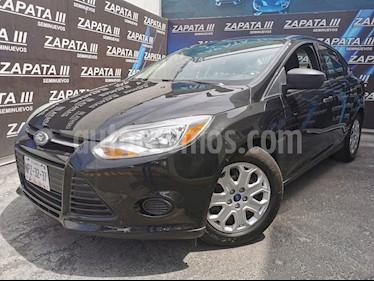 Ford Focus S usado (2013) color Negro Profundo precio $120,000