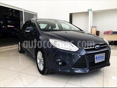 Ford Focus Trend Aut usado (2014) color Gris precio $145,000