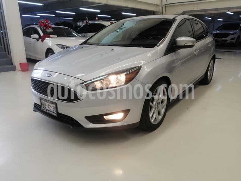 Ford Focus SE Appearance Aut usado (2015) color Plata Dorado precio $169,100