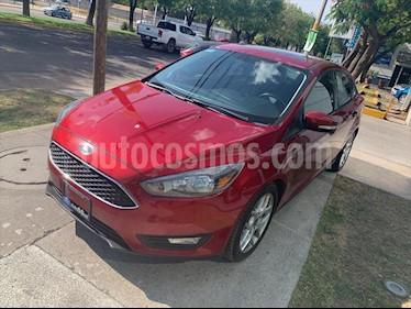 Ford Focus SE LUXURY TA 5 PTAS usado (2016) color Rojo precio $209,000
