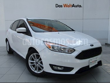 Ford Focus SE usado (2018) color Blanco Oxford precio $225,000