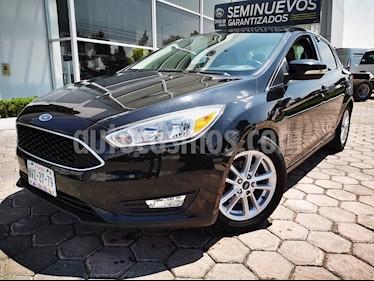 Ford Focus SE usado (2015) color Negro precio $165,000