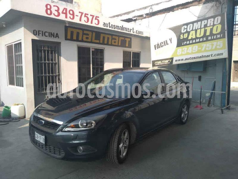Ford Focus Sport Aut usado (2010) color Gris precio $110,000