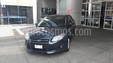 Ford Focus 4P TREND L4 2.0 AUT usado (2014) color Azul Marino precio $140,000