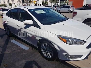 Ford Focus SE TM 4 PTAS usado (2016) color Blanco precio $185,000