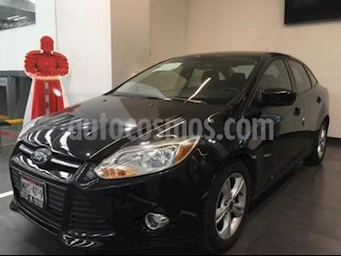 Ford Focus 4p SE L4/2.0 Aut usado (2012) color Negro precio $139,900