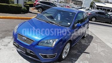 Ford Focus 3P HB ST EUROPA 6VEL usado (2008) color Azul Electrico precio $120,000