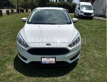 Ford Focus SE usado (2017) color Blanco precio $245,000